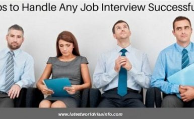 Overseas Jobs ll 6 Secret Tips for interview